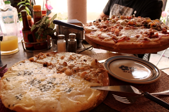 pizza - piave